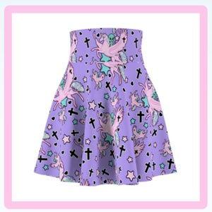 Unicorn Traveler Skirt